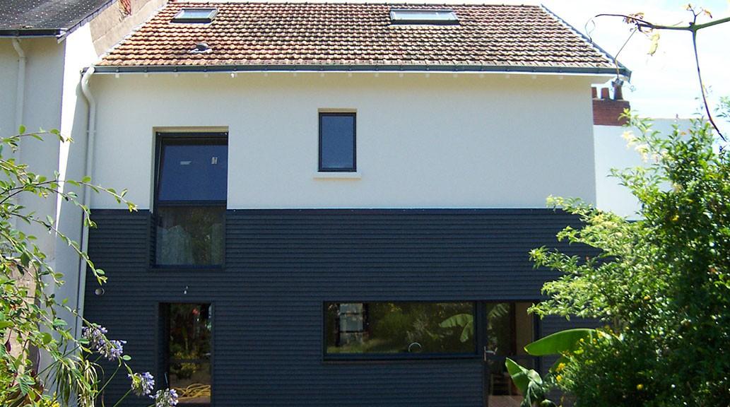 extension r habilitation domaines gao architectes. Black Bedroom Furniture Sets. Home Design Ideas